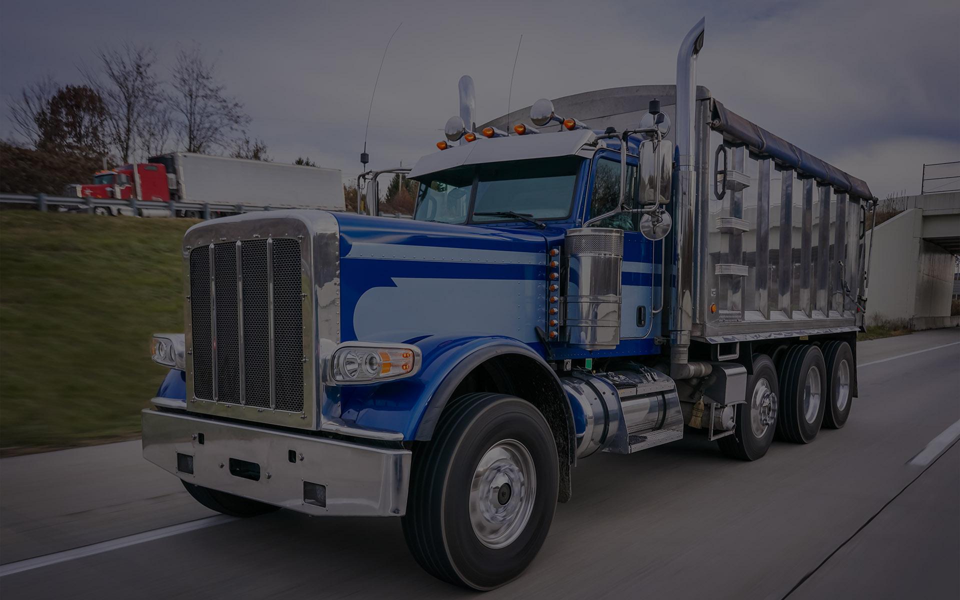 Dump Truck Reporting